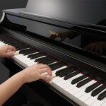 Learn play piano from free online piano lessons.