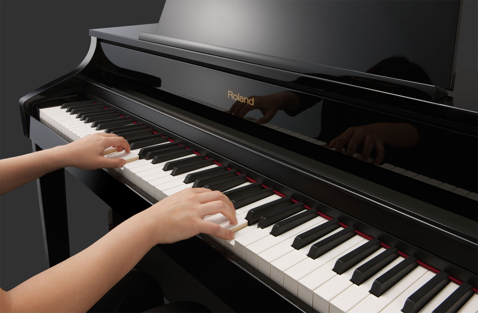 Learn play pian... Virtual Piano Lessons Online Free