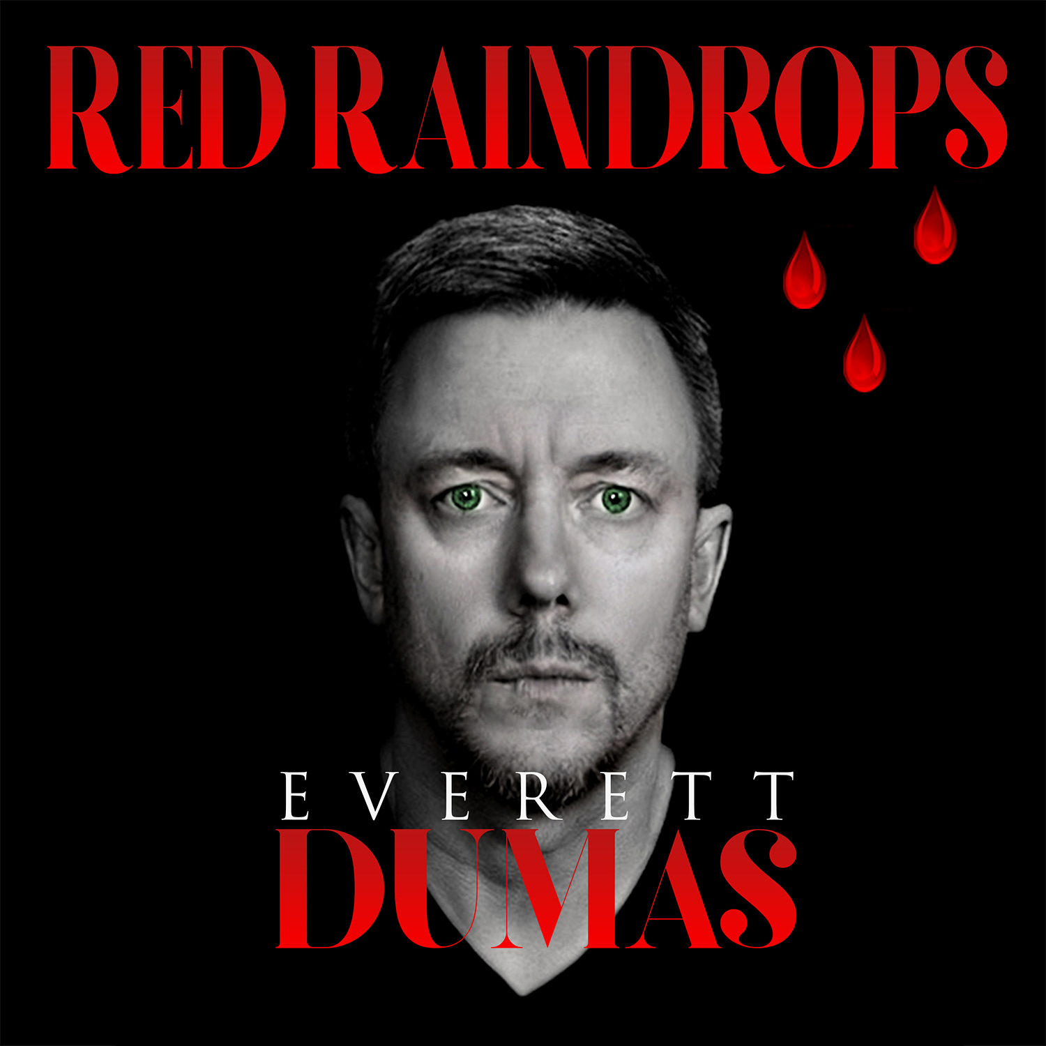 Everett Dumas launches 'Red Raindrops' album