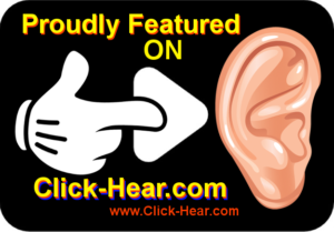 Proudly featured on Click, Hear radio online.
