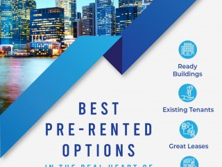 Pre Leased Property in Gurgaon